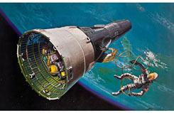Gemini Space Capsule - 00028