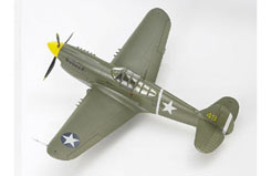 Revell 1/72 Curtiss P-40E Warhawk - 00409