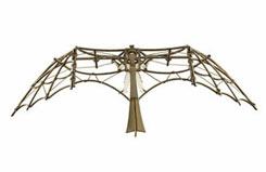 Revell 1/8 Da Vinci Glider Kit - 00502