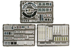 1/32 Ju88A1 Photoetched Parts - 00705