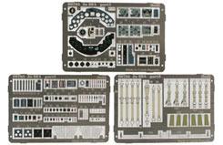 1/32 Ju88A1 Photoetched Parts - 00705