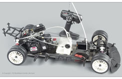 Sportline Chassis 04 Long 1/5 26cc - 01404-26