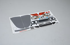 FG Decal Set Porsche Carrera GT - 02083-1