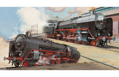 1/78 Express Loco Br 01 - 02158