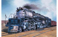 1/87 Big Boy Locomotive - 02165