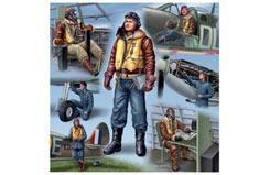 1/72 Raf Ground Crew - 02401
