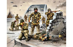 Revell 1/72 British Paratroopers WW - 02509