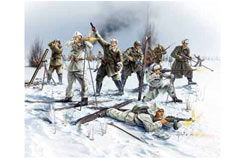 1/72 Serbian (Winter) WWII - 02516