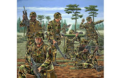 1/72 Us-Nato Troops - 02520
