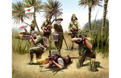 WW2 Japanese Infantry - 02528