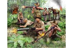 WW2 Anzacs Infantry - 02529
