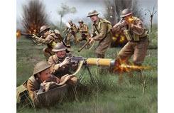 1/76 British Infantry Ww2 - 02597