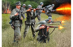 1/32 German Infantry, WWII - 02630