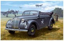 1/35 German Staff Car - 03099