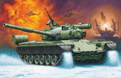 1/72 T-80 Tank - 03104