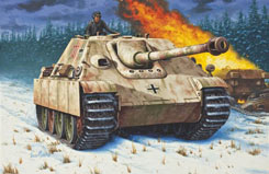 1/72 Sd Kfz 173 Jagdpanther - 03111