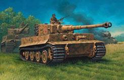 1/72 Pzkpw Vi 'Tiger' I Ausf.E - 03116
