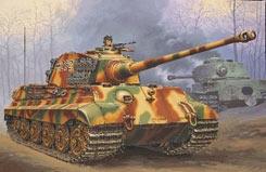 1/72 Tiger Ii Ausf.B - 03129