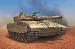 1/72 Merkava Mk Iii - 03134