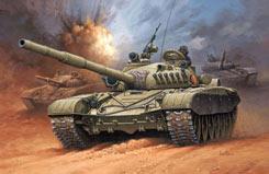 1/72 T-72 M1 Soviet Battle Tank - 03149