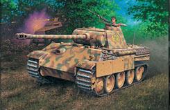 1/72 Pzkpfw V Panther - 03171