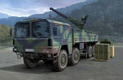 1/72 LKW 10T. mil gl (8x8 Truck) - 03172