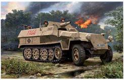 1/72 Sd.Kfz 251/9 - 03177