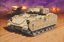 1/72 M2A2 Bradley - 03185