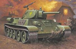 1/76 T-34/76 Modell 1940 - 03212