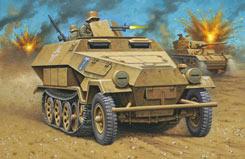 1/76 Sd Kfz 251/Ausf - 03231