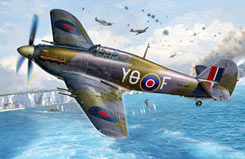 Hawker Sea Hurricane Mk.IIc - 03985