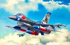 1/144 F-16C Fighting Falcon - 03992