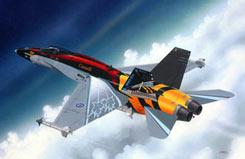 1/144 F/A-18C Hornet - 04001