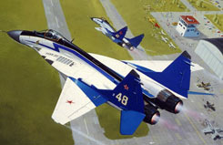 1/144 Mig-29 The Swifts - 04007
