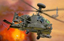 1/144 Ah-64D Longbow Apache - 04046