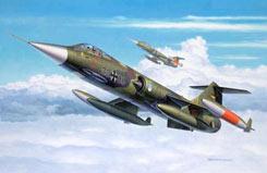 1/144 F-104 Starfighter - 04060