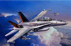 1/144 F/A 18D Hornet - 04064