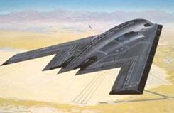 1/144 B-2 Stealth Bomber - 04070