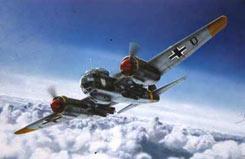 1/72 Ju88 A4/D1 - 04130