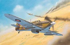 1/72 Hawker Hurricane Mk Iic - 04144
