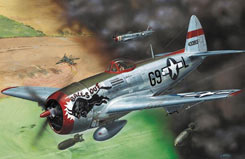 1/72 P-47D-30 Thunderbolt - 04155