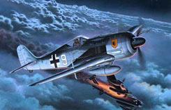 1/72 Focke Wulf Fw190 A-8/R-11 - 04165