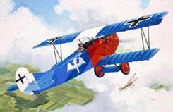 1/72 Fokker D Vii - 04194