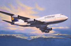 1/144 Boeing 747-400 De - 04219