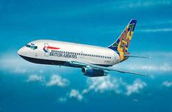 1/200 Boeing 737-200 (B.A) - 04232