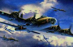 1/72 B-17F Memphis Belle - 04279