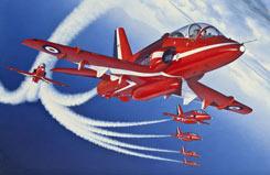 1/32 Bae Hawk T1A - 04284