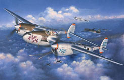 1/72 Lockheed P-38 L/M Lighting - 04293