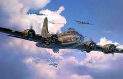 1/48 B-17F Memphis Belle - 04297