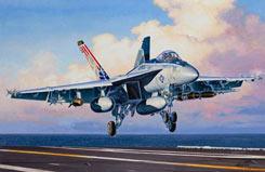 1/72 F/A 18E Superhornet - 04298